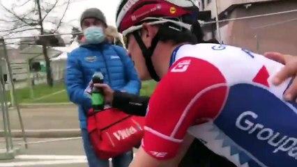 Cycling - Faun-Ardèche Classic 2021 - David Gaudu wins the Faun-Ardèche Classic