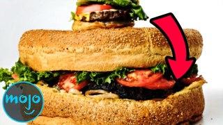 Top 10 Craziest Food Challenges Ever