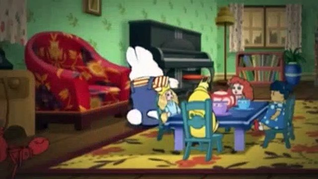 Max & Ruby Season 5 Episode 2 Picture Perfect Detective Ruby Superbunny Saves the Cake