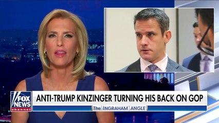 Pro-Trump candidate to challenge anti-Trump Adam Kinzinger
