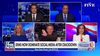 'The Five' react to poll showing Dem's biggest concern are Trump supporters