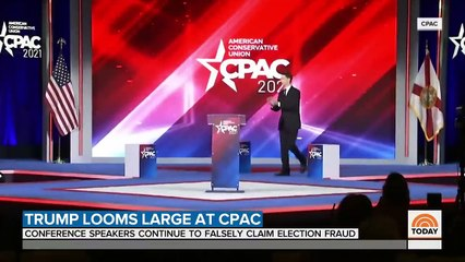 Trump Set To Make 1st Public Appearance Since Leaving Office At CPAC