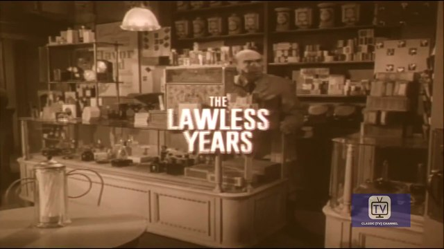 Lawless Years - Season 1 - Episode 18 - Poison Ivy | James Gregory, Robert Karnes, John Dennis