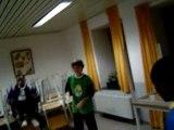 Classes vertes Sommière (Le bonjour mondial) (garçon)