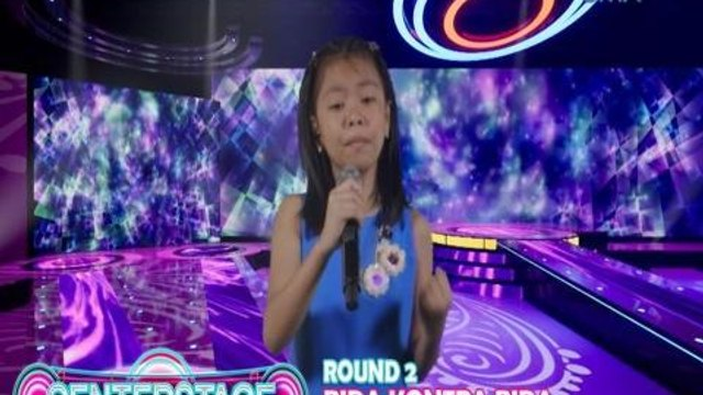 "Centerstage: 10-year-old bida kid's stunning performance of ""Tunay Na Mahal"" 