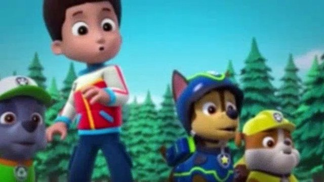 Paw Patrol Season 2 Episode 33 Pups And The Ghost Cabin