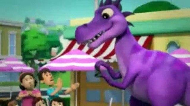 Paw Patrol Season 2 Episode 46 Pups Bark With Dinosaurs