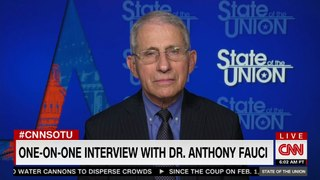 Fauci: Johnson & Johnson vaccine approval is 'very good news'