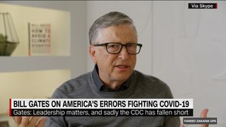 On GPS: Bill Gates on fighting Covid-19