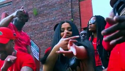 Cardi B - Run ft. Nicki Minaj, Meek Mill (Official Video)