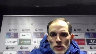 Tuchel extends unbeaten Chelsea run with Utd draw