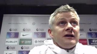 Solskjaer on Utd draw and 12 point City gap