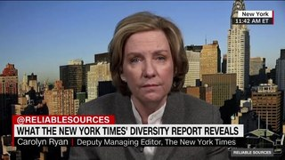 New York Times pledges 'sweeping' changes after diversity study