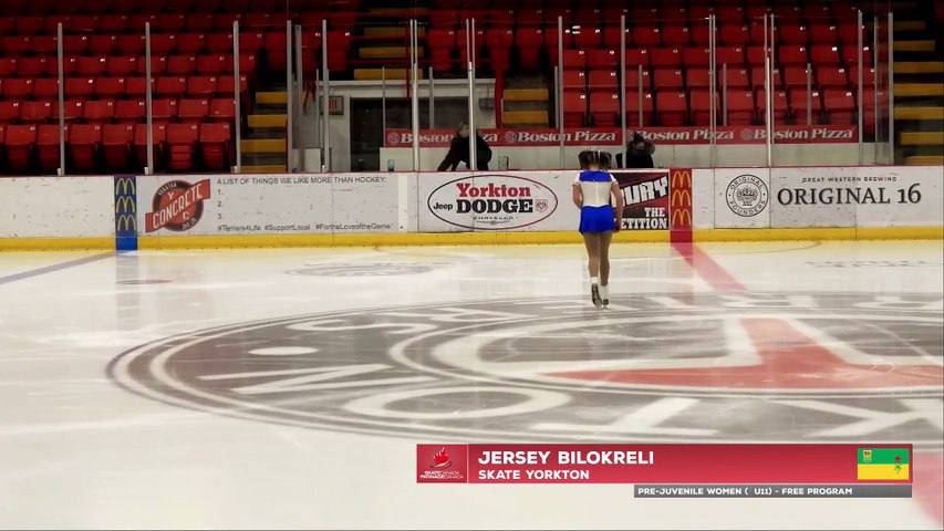 Pre Juvenile Women U11 - Saskatchewan Virtual Cup (17)