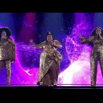 The Mamas - In The Middle (Microphone Isolated) Melodifestivalen 2021