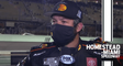 Truex: Miami finish is 'something we can build on'