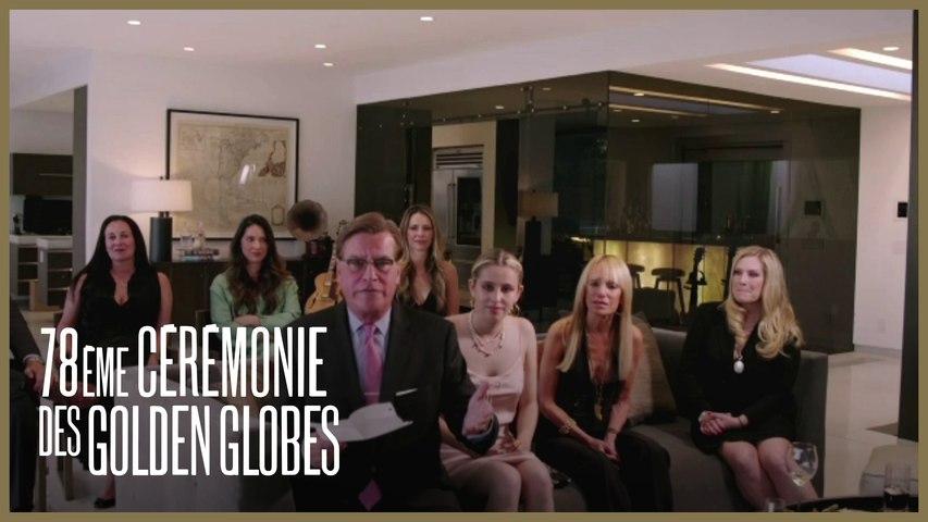 Aaron Sorkin - Meilleur scénario pour Les sept de Chicago - Golden Globes 2021