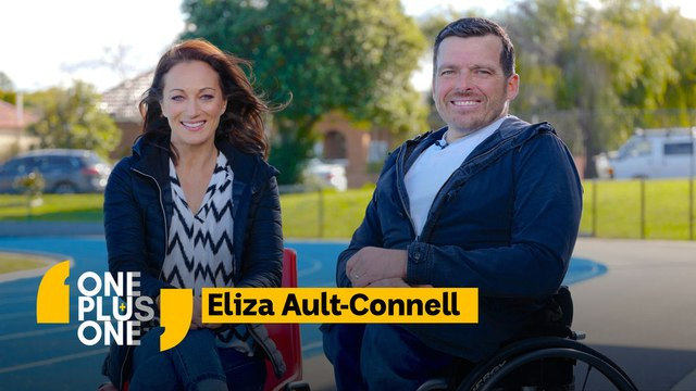 Eliza Ault-Connell on parenting with a disability | One Plus One