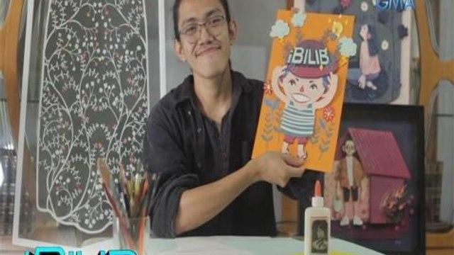 iBilib: Mong Barcelon's unbelievable paper art