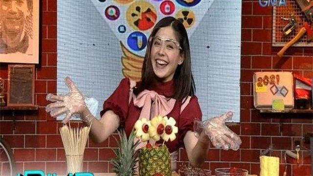 iBilib: Making a fruit bouquet with Shaira Diaz