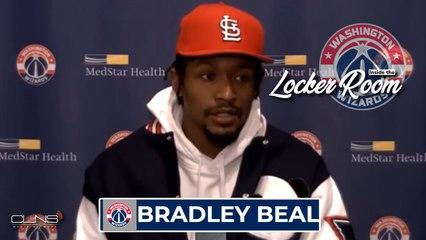 Bradley Beal Postgame Interview | Celtics vs. Wizards