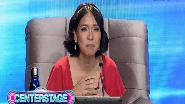 """Centerstage: """"You'll be a big diva!"""" - Aicelle Santos"""