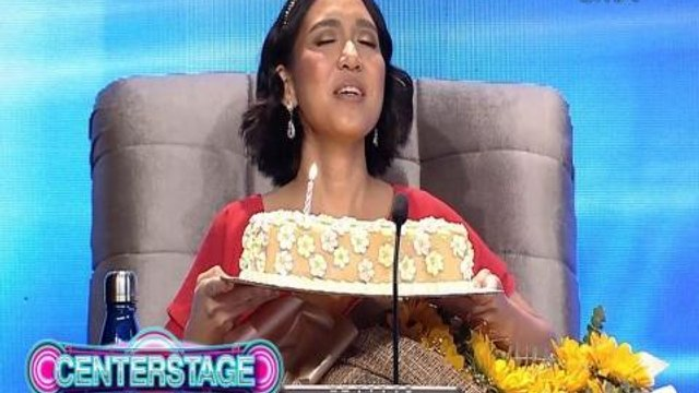 Centerstage: Happy Birthday, Aicelle Santos!