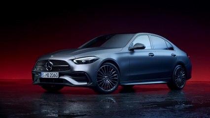 Die neue Mercedes-Benz C-Klasse - Sinnliche Klarheit in sportlich-schöner Ausprägung