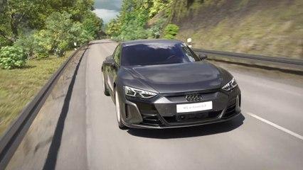 Audi RS e-tron GT – Aerodynamik