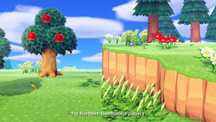 Animal Crossing- New Horizons - September Update Trailer
