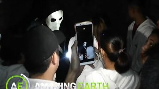Amazing Earth: Baguio City introduces the Pines City Fright Tours
