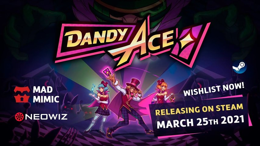 Dandy Ace - Trailer officiel