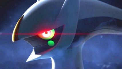 Pokémon ARCEUS : Bande Annonce de Gameplay
