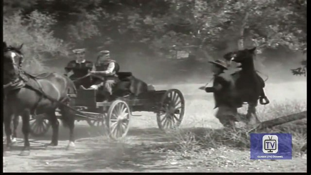 Annie Oakley - Season 2 - Episode 6 - Iron Smoke Wagon | Gail Davis, Brad Johnson, Jimmy Hawkins