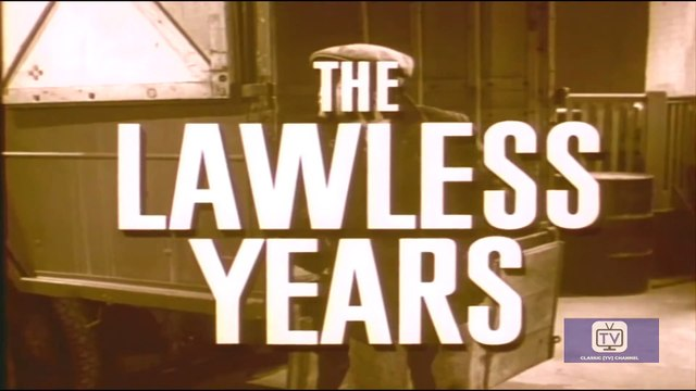Lawless Years - Season 1 - Episode 6 - Lion and Mouse | James Gregory, Robert Karnes, John Dennis