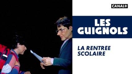 La rentrée scolaire - Les Guignols - CANAL+