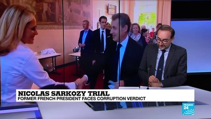 Nicolas Sarkozy trial: Former French president faces corruption verdict