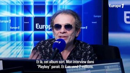 Hommage à Serge Gainsbourg : 5 artistes se remémorent leurs souvenirs avec le chanteur sur Europe 1