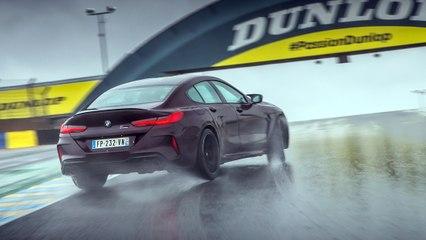 Supertest BMW M8 Gran Coupé Competition (2021)
