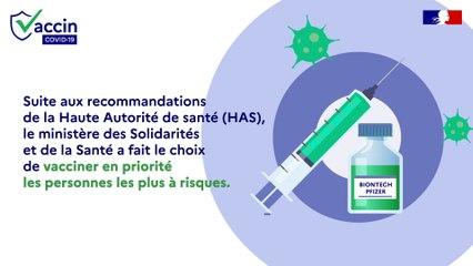 Vaccin Covid-19 - Comment est acheminé le vaccin Pfizer-BioNTech vers les EHPAD ?