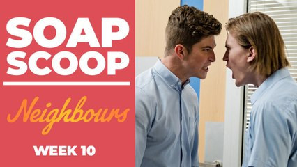 Neighbours Soap Scoop! Hendrix is pushed to breaking point