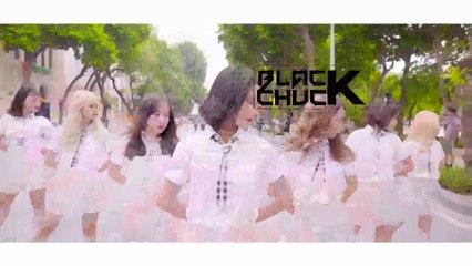 [KPOP IN PUBLIC  1TAKE ] Produce 101 1&2 - Pick me x Produce 48 - Nekoya DANCE COVER by BLACKCHUCK_