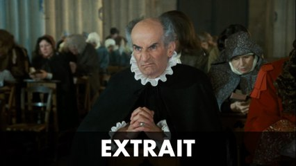"""L'AVARE - Extrait #1 """"La quête"""" - Louis de Funès"""