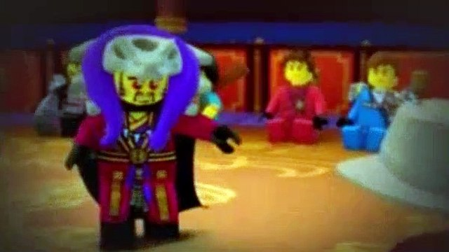 LEGO NinjaGo Masters Of Spinjitzu Season 4 Episode 2 Only One Can Remain