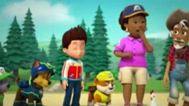 Paw Patrol Season 3 Episode 11 Pups Save A Goldrush Eng