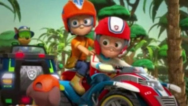 Paw Patrol Season 3 Episode 25 Tracker Joins The Pups!
