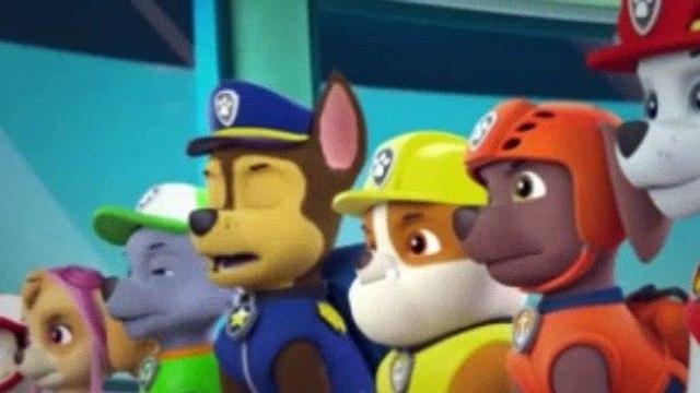 Paw Patrol Season 3 Episode 31 Pups Save A Monkey-Naut