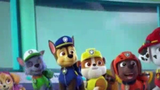 Paw Patrol Season 3 Episode 32 Pups Bear-Ly Save Danny