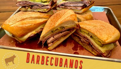 Meat Sweats With Jordie: Getting Our Chef Carl Casper On With Some Barbecubano Sandos