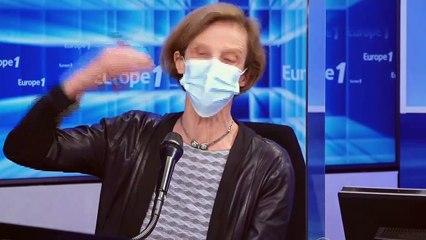 """Anne-Claude Crémieux sur le Covid : """"Les autorités sanitaires ont appris à se méfier des prévisions"""""""